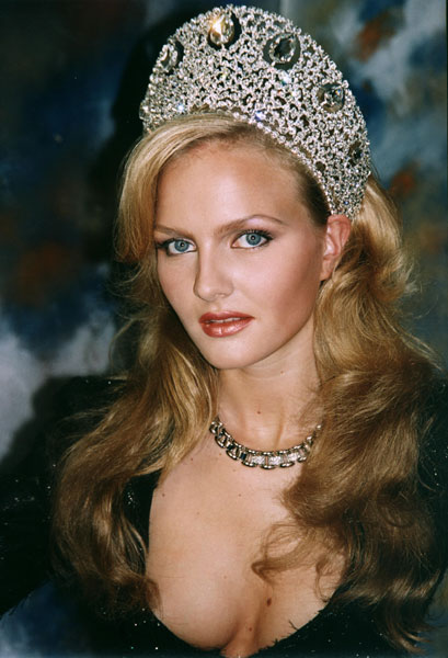 Svetlana Koroleva - Miss Russia 2002, Miss Europe 2002. photo