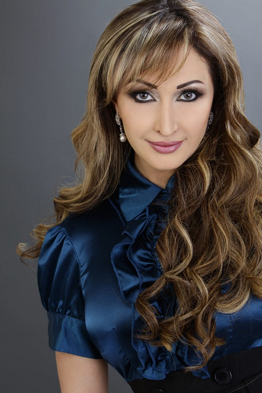 Beautiful Moroccan Woman Rajaa Kasabni / رجاء قصابني photo
