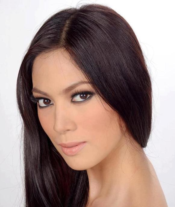 Ariella Arida - Miss Philippines Universe 2013 (16 photos +