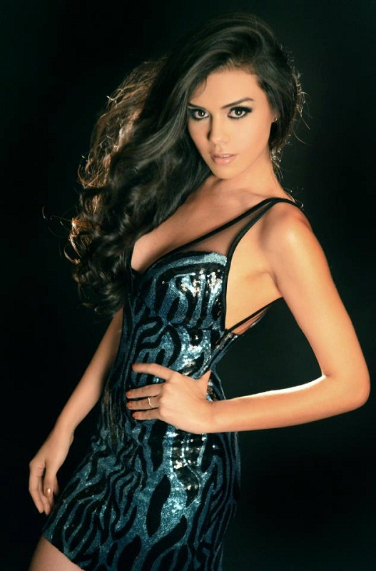 Cynthia Lizeth Duque Garza Miss Mexico Universe 2013 photo