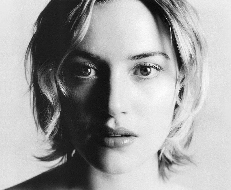 beautiful english woman Kate Winslet photo