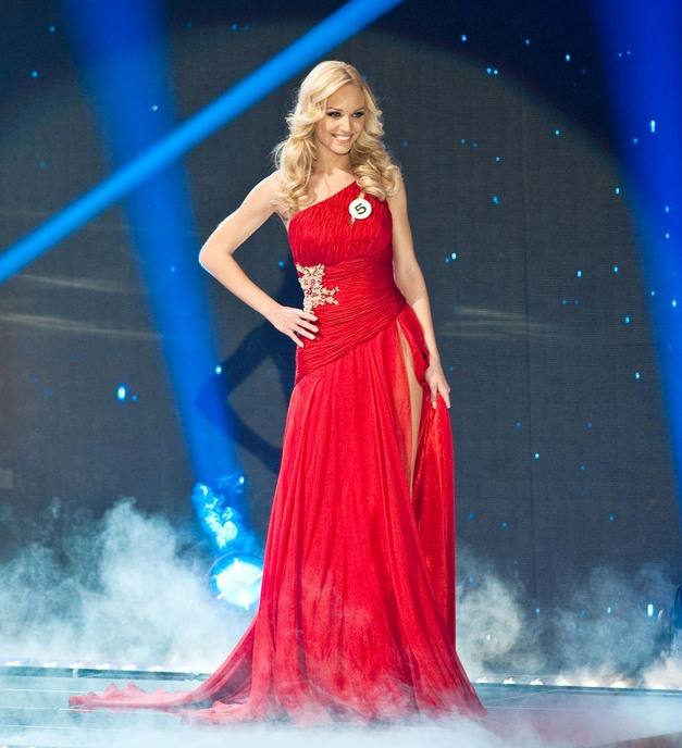Jeanette Borhyová Miss Universe Slovenskej Republiky / Slovak Republic 2013. photo