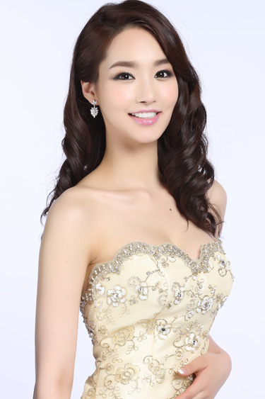 Kim Yu-mi / 김유미 Miss Korea Universe 2013 photo