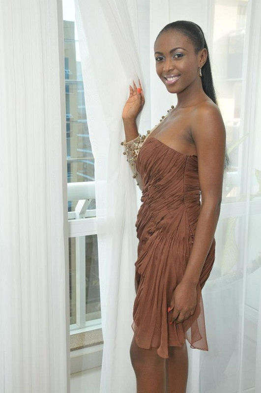 Maria Castelo Miss Angola World 2013 photo