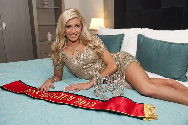 Noémie Happart Miss Belgium World 2013 photo
