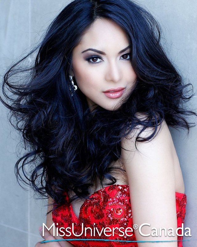 Riza Raquel Santos Miss Canada Universe 2013 photo