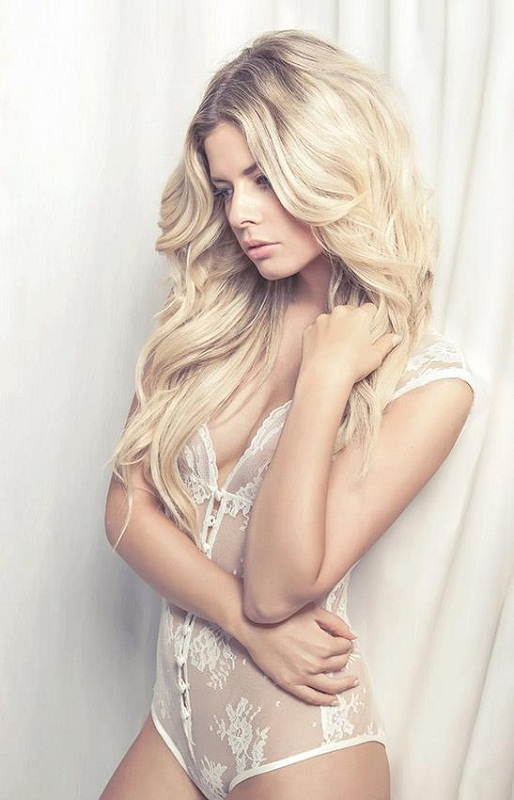 Stephanie Tency Miss Netherlands Universe 2013 photo