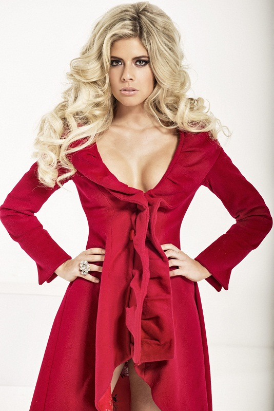 Stephanie Tency - Miss Netherlands Universe 2013 (10 photos)