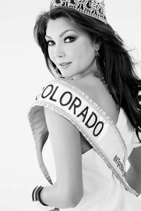 Andrea Neu (Colorado) Miss U.S. International 2013. Photo