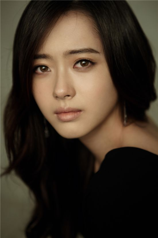 South Korean actress and model Go Ara / Go Ah Ra / 고아라