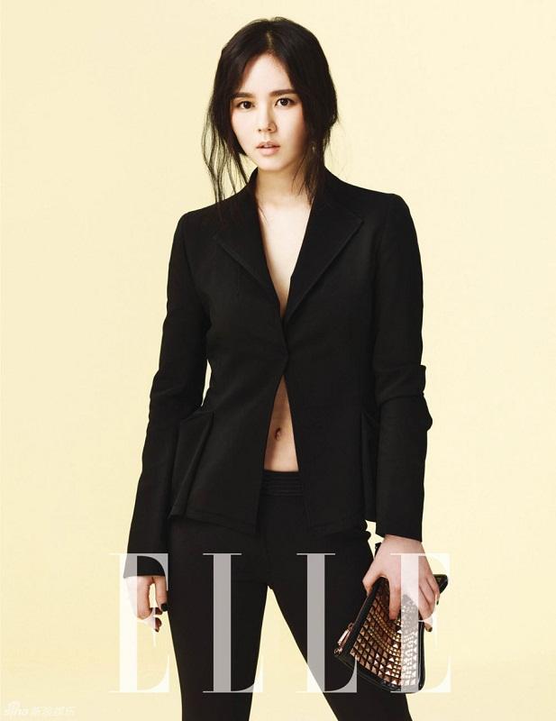 cute korean girl Han Ga In / 한가인 image