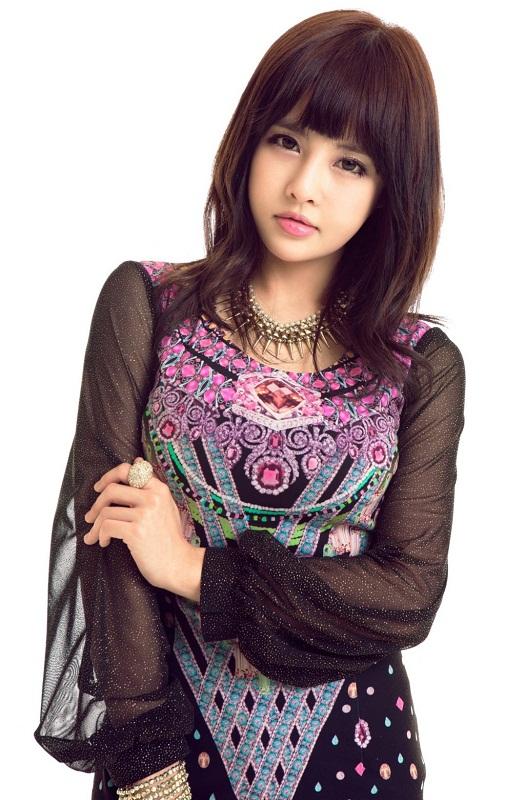 korean singer Jeon Boram / 전보람 (T-ara) photo