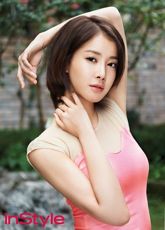 beautiful south korean girl Lee Si Young. photo / 이시영