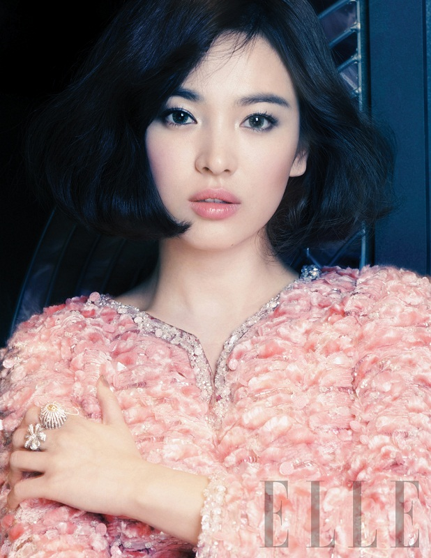 most beautiful korean girl Song Hye Kyo / 송혜교 photo