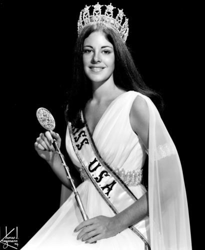 Amanda Jones (Illinois) Miss USA 1973