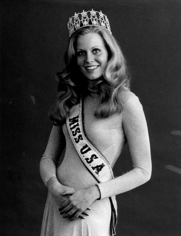 Karen Jean Morrison (Illinois) Miss USA 1974