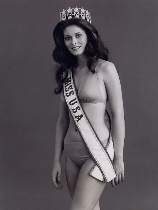 Summer Robin Bartholomew (California) Miss USA 1975