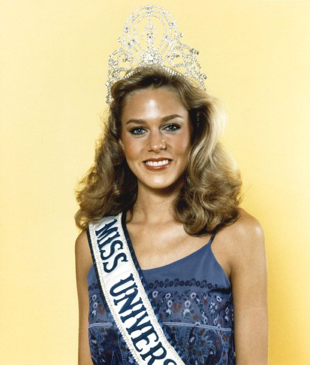 Shawn Nichols Weatherly (South Carolina) Miss USA 1980 and Miss Universe 1980