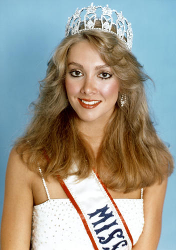 Kim Seelbrede (Ohio) Miss USA 1981