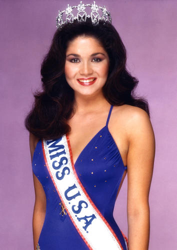 Mai Therese Shanley (New Mexico) Miss USA 1984