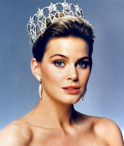 Courtney Ann Gibbs (Texas) Miss USA 1988