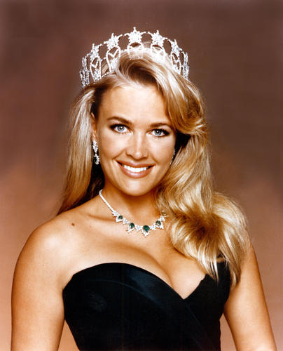 Shannon LaRhea Marketic (California) Miss USA 1992