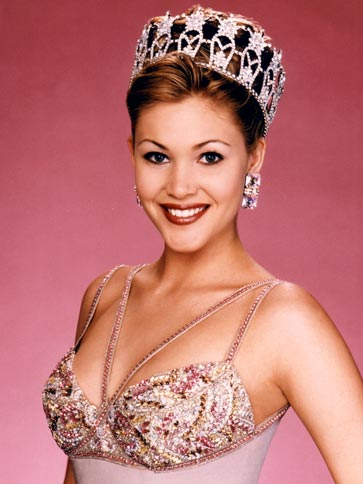 Shanna Lynn Moakler (New York) Miss USA 1995