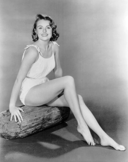 Myrna Hansen Miss USA 1953 picture