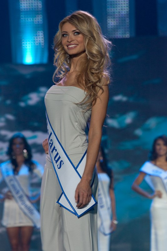 Ekaterina / Katsiaryna Buraya (Belarus) Miss Supranational 2012 pageant winner. Photo Gallery