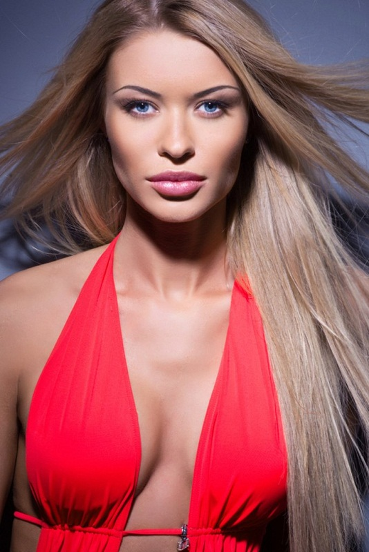 Ekaterina Buraya (Belarus) Miss Supranational 2012 pageant winner