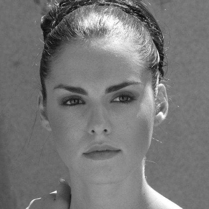 model Kristy Marie Agapiou Miss Cyprus World 2013 photo