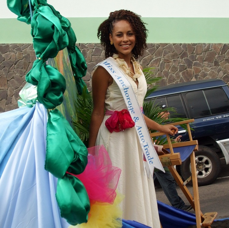 Leslassa Armour-Shillingford Miss Dominica World 2013. photo gallery