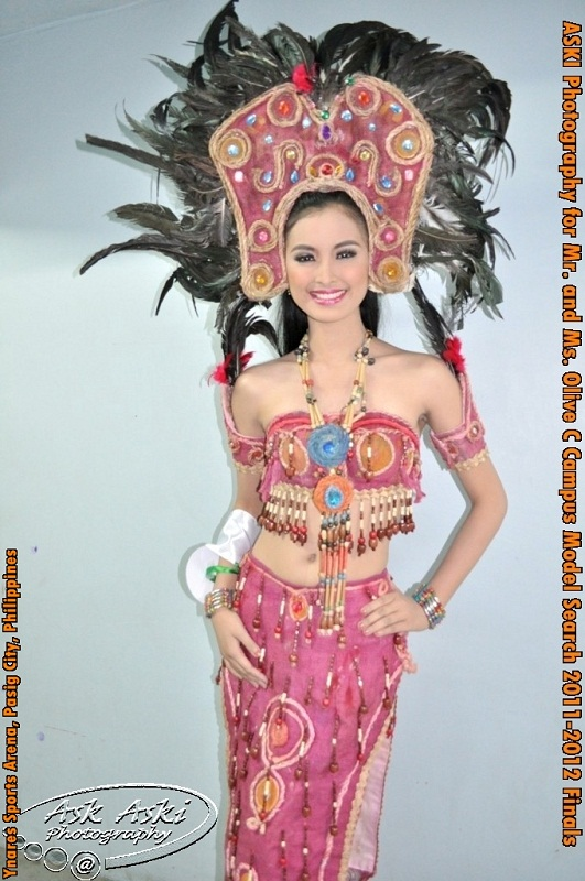 Mutya Datul Miss Supranational 2013 in National Dress