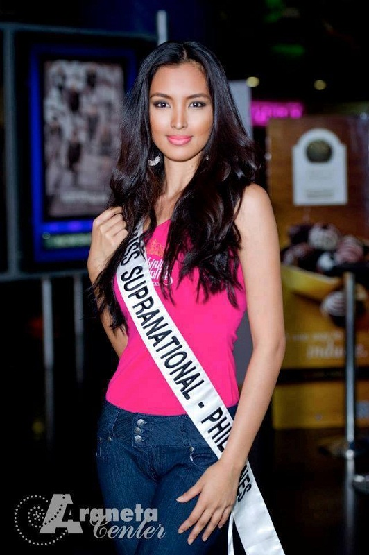 Mutya Johanna Fontiveros Datul (Philippines) Miss Supranational 2013 pageant winner photo