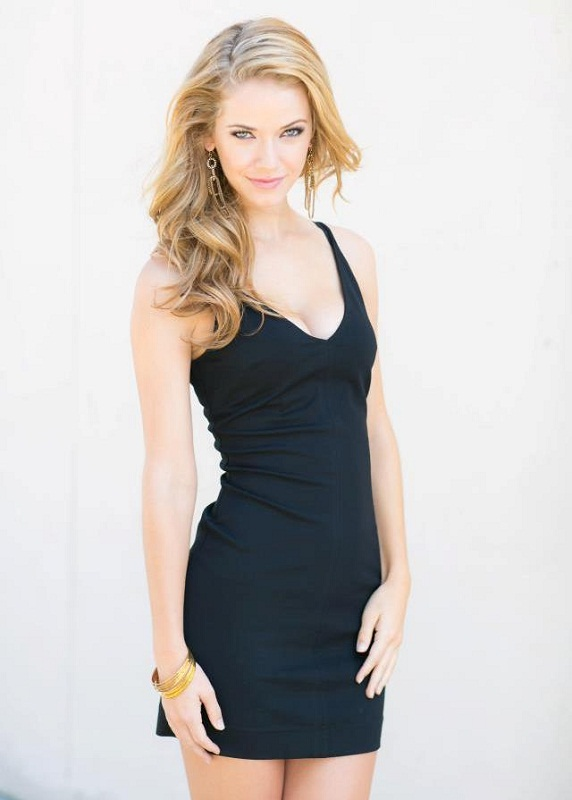 Olivia Jordan Miss Beverly Hills USA 2013 photo