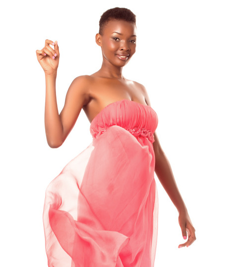 Betty Omara - Miss Tanzania Universe 2013