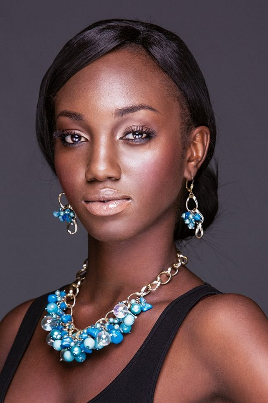 Miss Ghana 2013 Miss Monde Miss Ghana Universe 2013