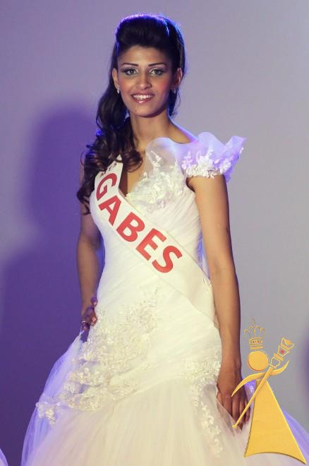 Hiba Telmoudi Miss Monde 2013 Tunisie photo