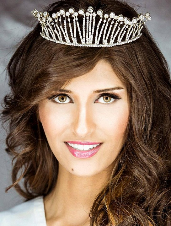 Hiba Telmoudi is Miss Tunisia 2013