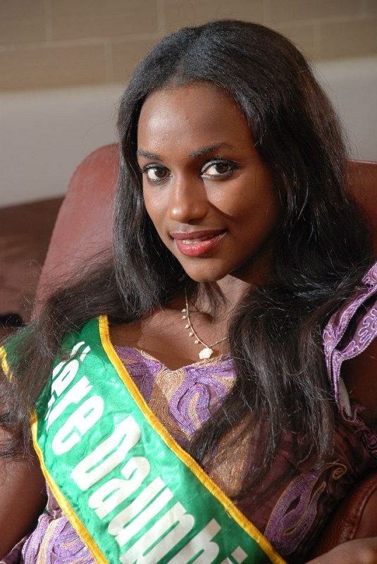 Mariama Diallo Miss Monde 2013 Guinée photo