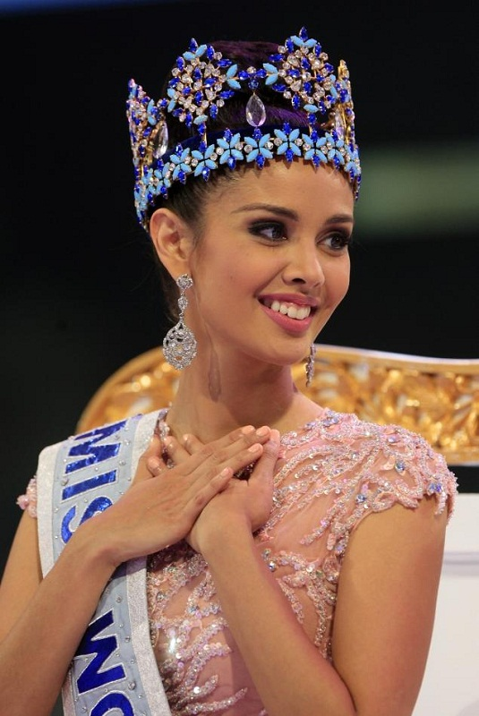 Miss World 2013 winner Megan Young (Philippines)
