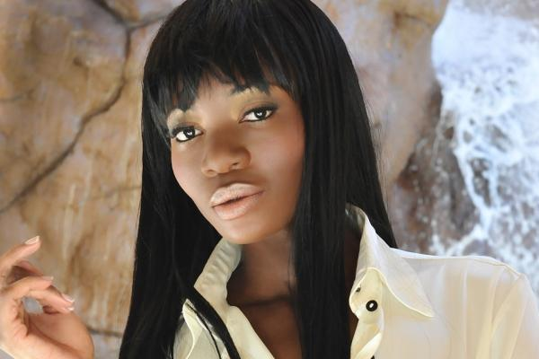 Paulina Malulu - The Most Beautiful Namibian Girl (14 photos)