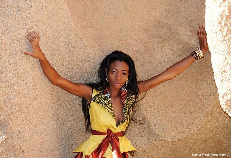 Beautiful Namibian Women