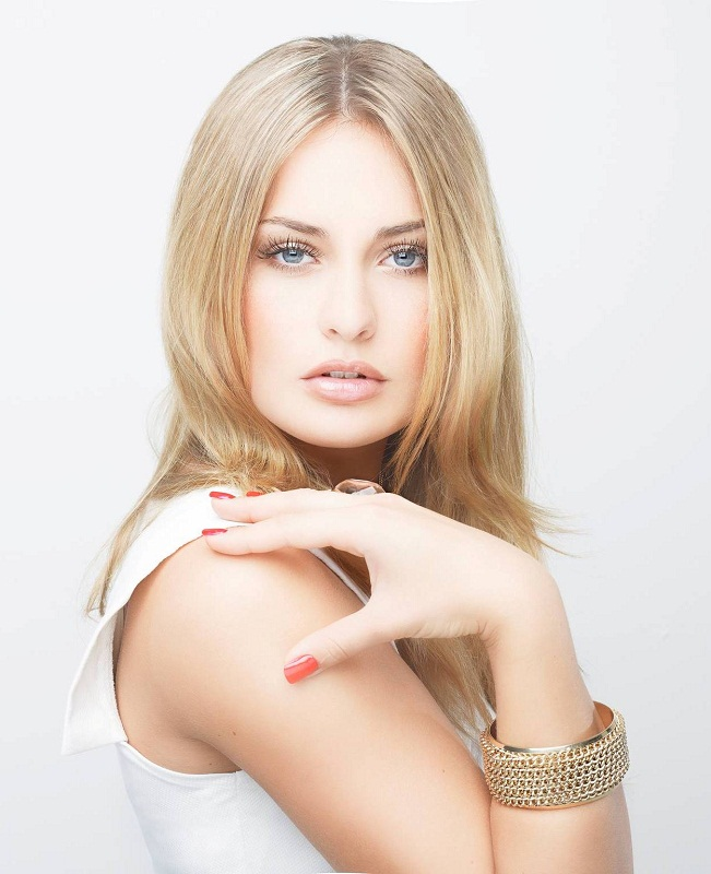 Anne-Julia Hagen Miss Germany Universe 2013 photo