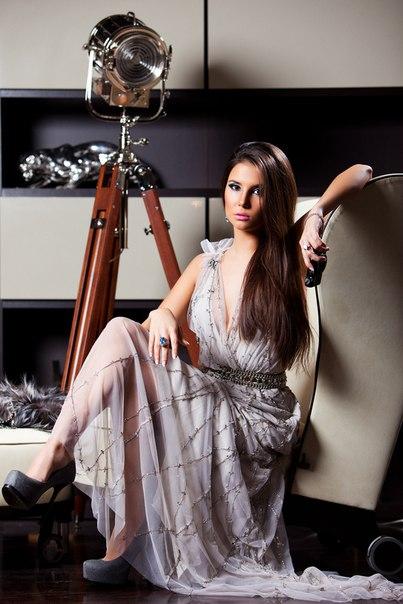Айсель Манафова Мисс Азербайджан 2012