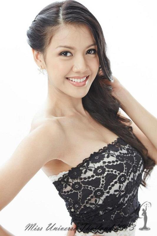 Chalita Yaemwannang Miss Thailand Universe 2013 19