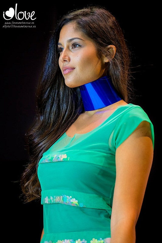Patricia Yurena Rodríguez Miss Spain World 2008 photo