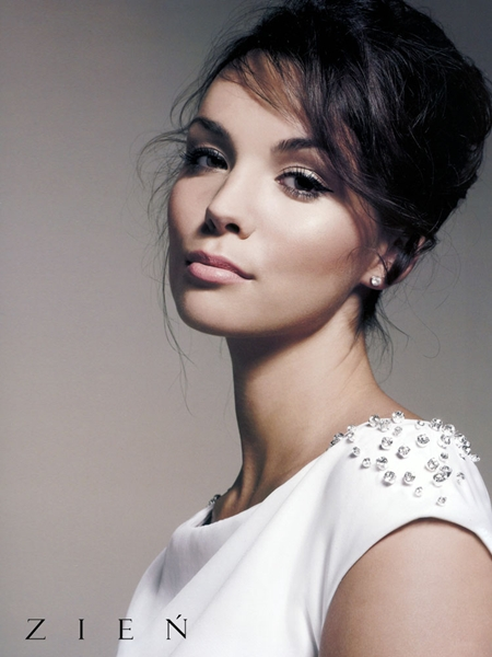 Paulina Krupińska beautiful Polish woman photo