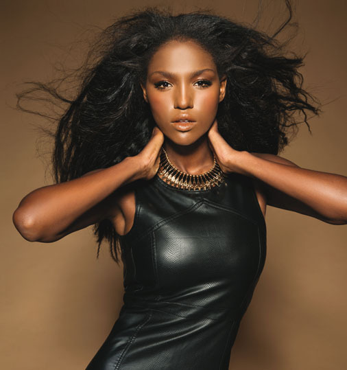 Yityish Titi Aynaw / ייטאייש איינאו beautiful ethiopian jewish girl