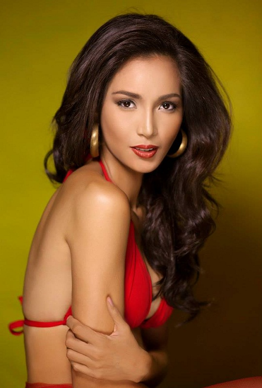 Bea Rose Santiago beautiful Filipino woman